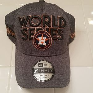 2017 Houston Astros  World series baseball cap